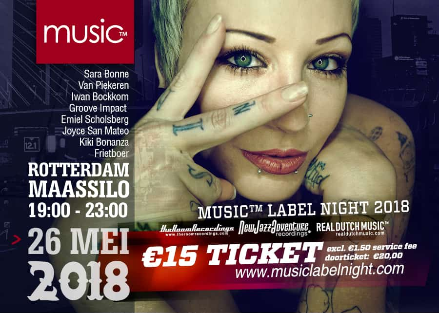 MUSIC™ LABEL NIGHT 2018