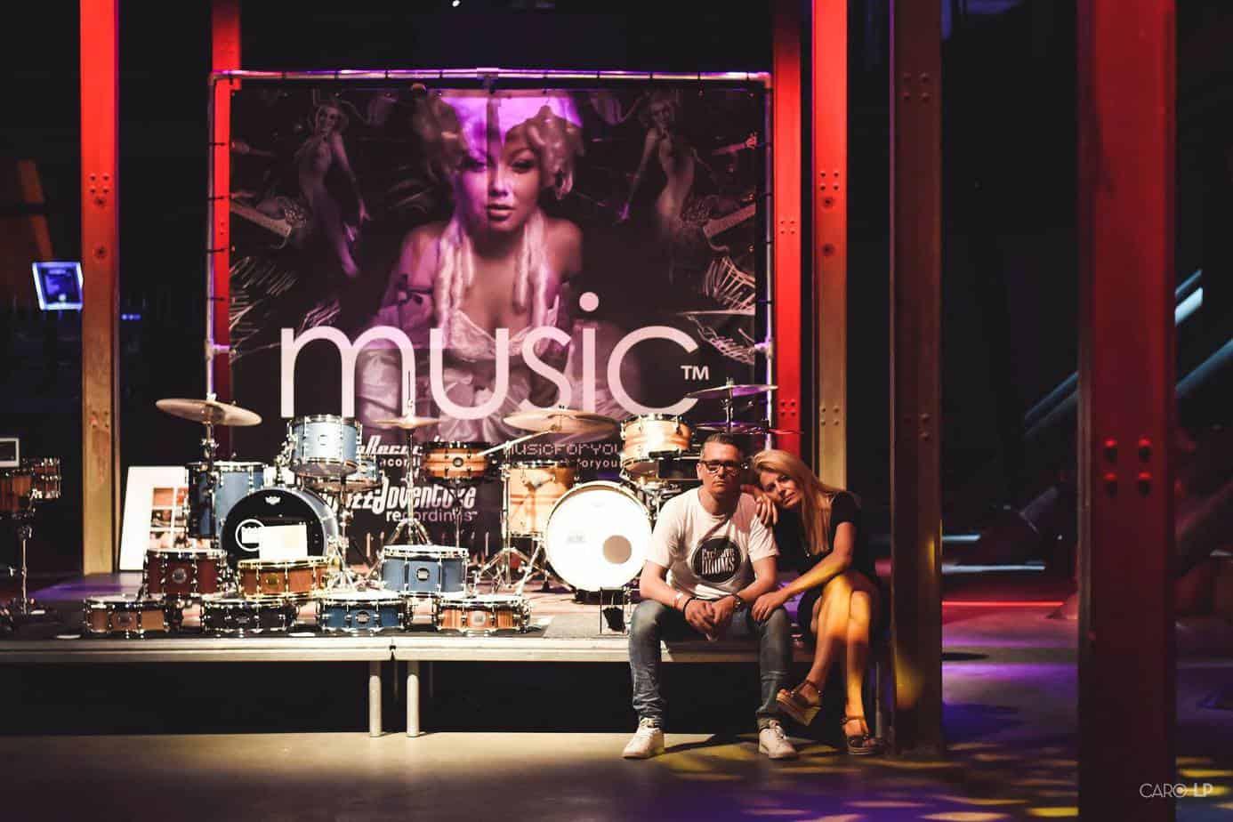 MUSIC™ LABEL NIGHT 2018