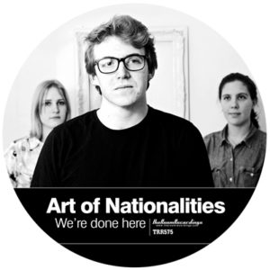 Art of Nationalities - We're done here