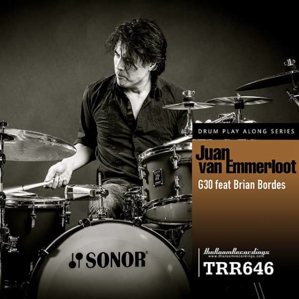 Juan van Emmerloot - G30 )drum-play-along)